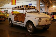1967 Fiat Jolly Giardiniera by Ghia