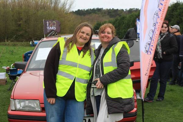 Tanya Field and Gemma Cartwright