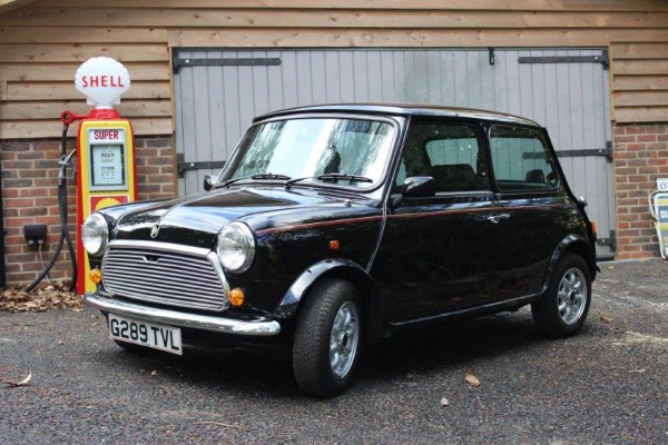 Mint Mini 30 has covered a mere 18 miles from new