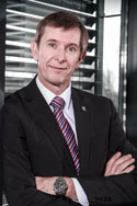 Kevin today, as UK Head of Communications for Peugeot
