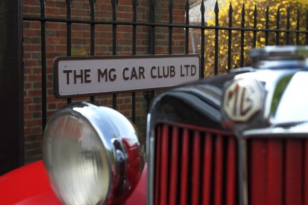 MG Car Club will open its doors in Abingdon on May 23rd