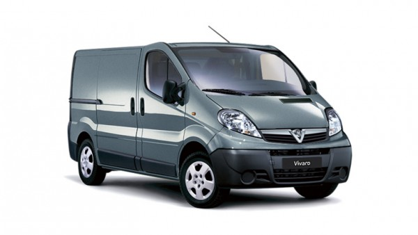 The original Vivaro - still a modern looking van