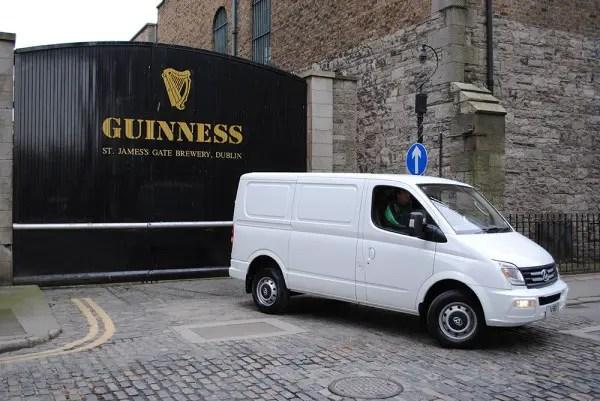 LDV has returned to the Irish market