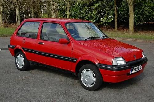 Rover Metro Hatchback MAY 1990 to JAN 1995 Windscreen Wiper Blades Set