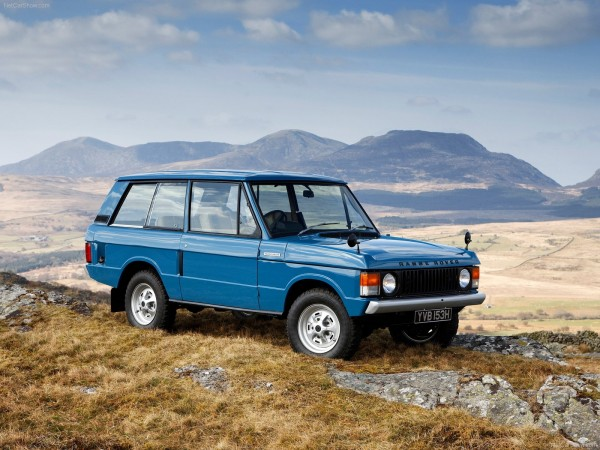 Classic-Range-Rover