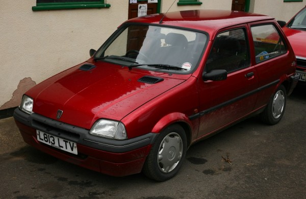 It's workaday cars like these that are now disappearing - many of the cherished ones went five years ago...