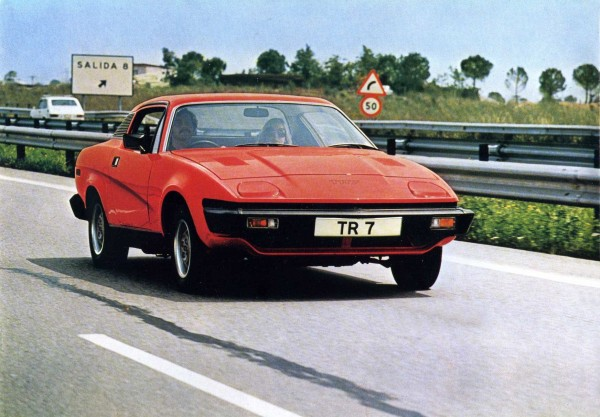 The styling has mellowed over the years yet the TR7 made the headlines for all the wrong reasons. Steve Jackson has done a pretty good job of explaining the stormy story of BL's wedgy wondercar.