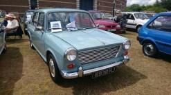 A beautiful early Morris 1100