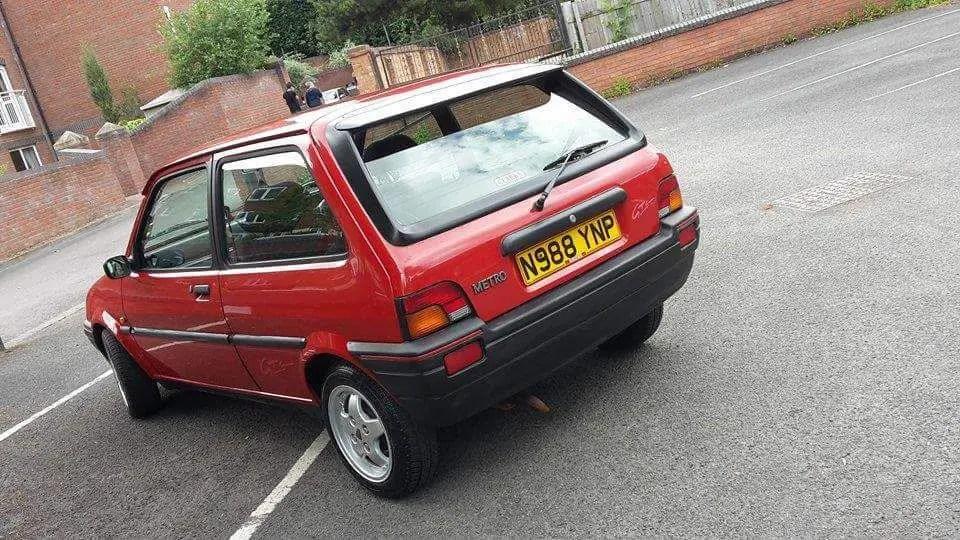 eBay find of the Week : Rover Metro GTA... - AROnline