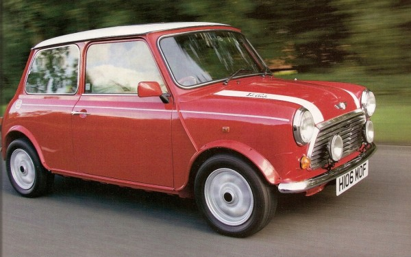 Cooper RSP - the car that kick-started the rebirth of the classic Mini...