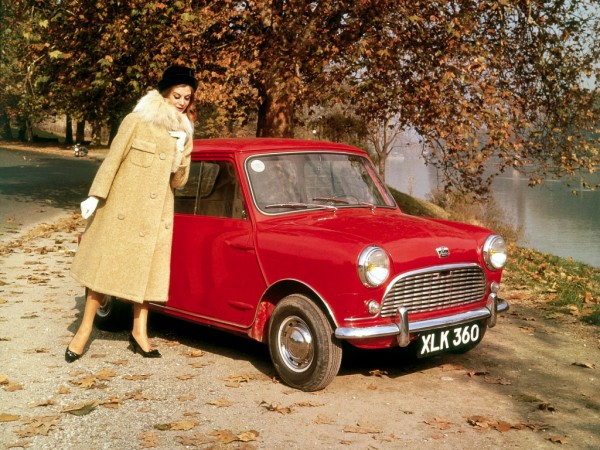 1959 – the year of the BMC Mini