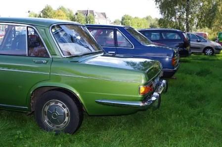 Simca 1501 and Talbot Tagora