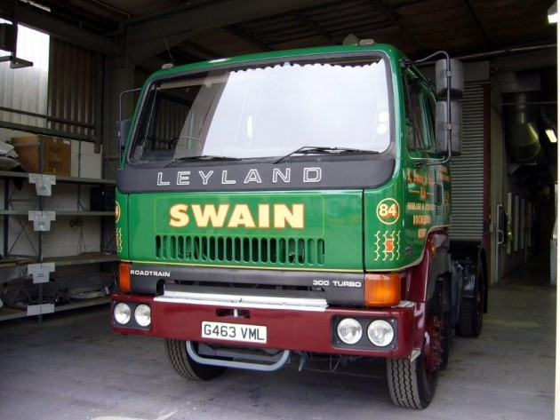 Roadtrain was launched 35 years ago - Happy Birthday T45!