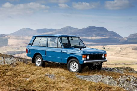 Not everything from B.L was poorly developed. The Range Rover of 1970 has since become a vehicle beyond reproach.