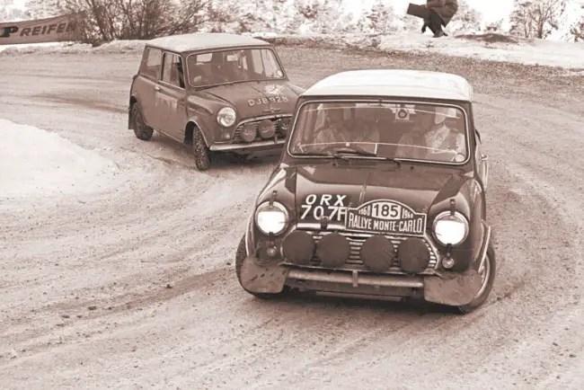 1966 Mini