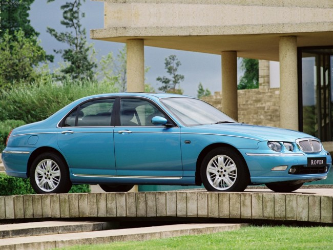 "Only bombsite dealers stock MGR cars. But so called ""prestige"" used dealers quite often peddle low mileage high spec cars like the Rover 75 for ambitious over inflated prices."