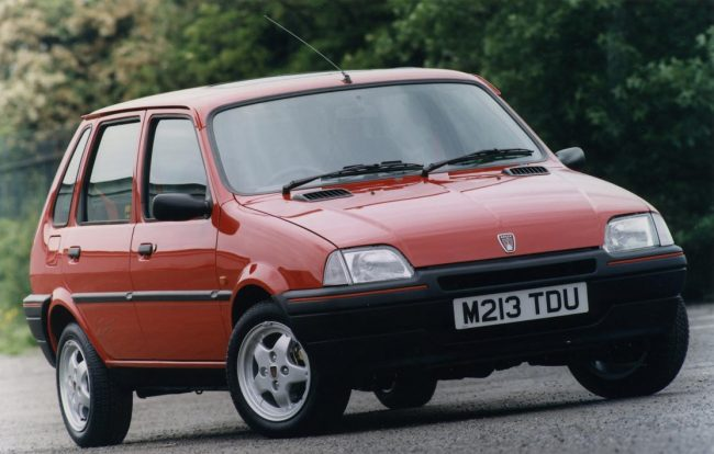 In the right colour with the right trim level, the Rover Metro & 100 offer a genuine grin inducing steer. They're still dirt cheap and a few really nice ones are still out there.