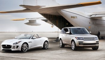 News Jaguar Land Rover Celebrates Record Sales In AROnline - Jag land rover