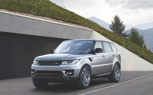 2017 Range Rover Sport exterior (3)