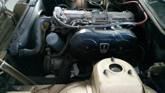 Rover 2600 SDX (2)