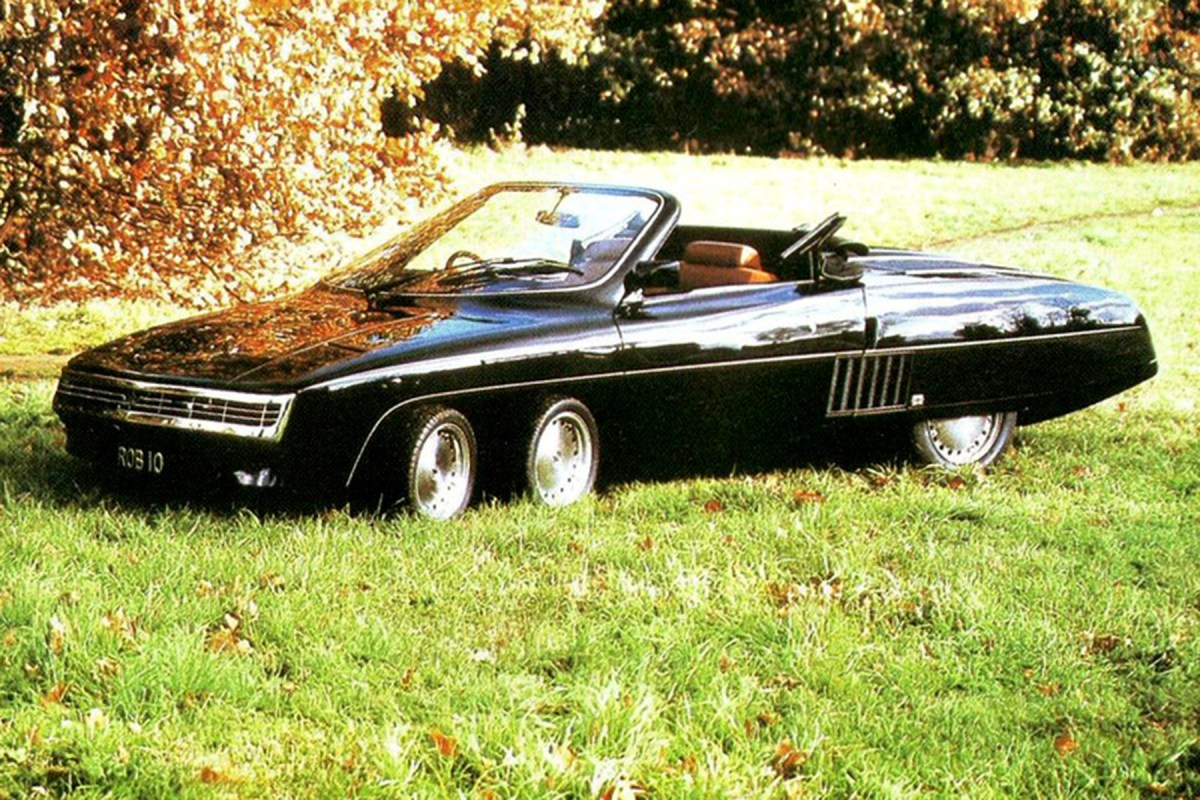 Concepts and prototypes : Panther 6 (1977-1979)