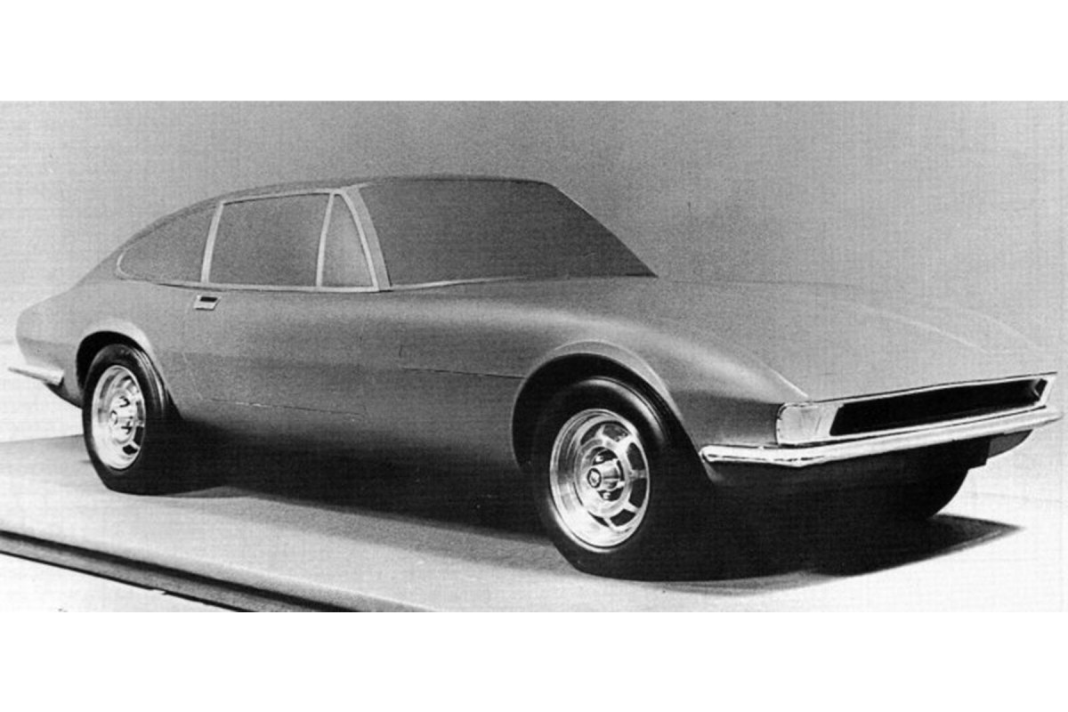 Concepts and prototypes : Jaguar XJ21 (1966-1971)