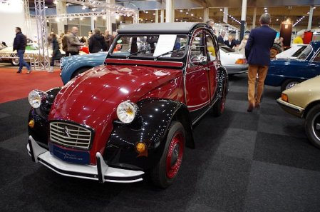 2CV Charleston, unrestored, 18000€