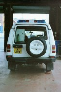 Rover CPS07