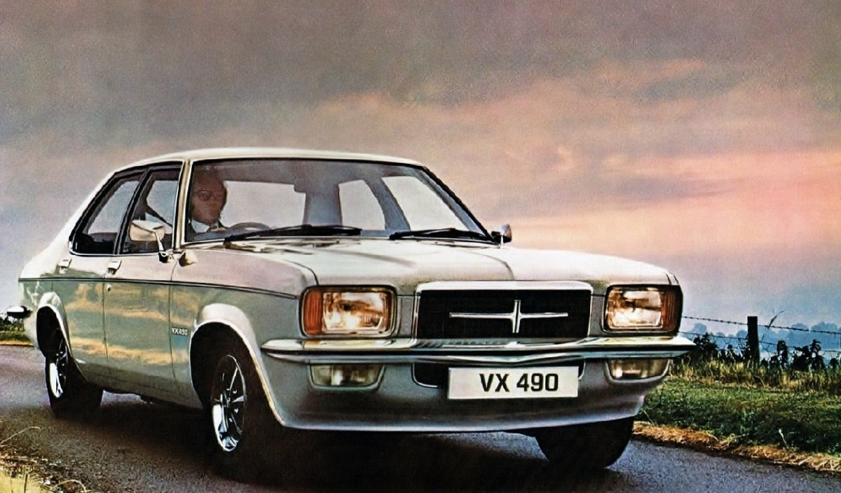 The cars : Sporting Vauxhalls - Part 1