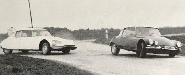 These short-wheelbase DSs proved very capable testbeds for Projet S, the new Citroen SM.