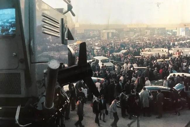 Paris Motor Show 1970