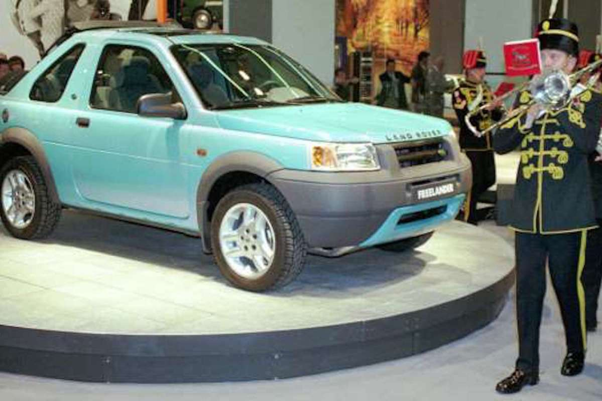 Blog : Remembering the 1997 Frankfurt motor show