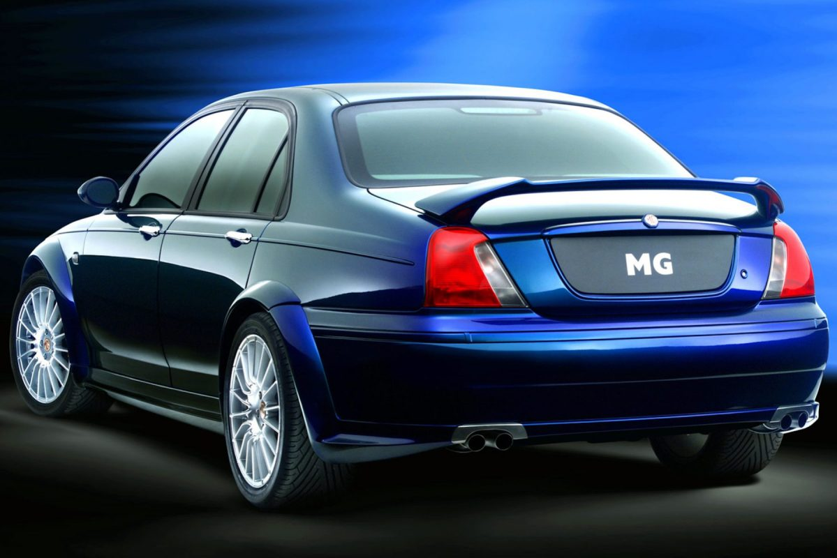 Concepts and prototypes : MG ZT XPower 385