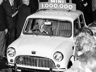 One millionth Mini rolls off the line