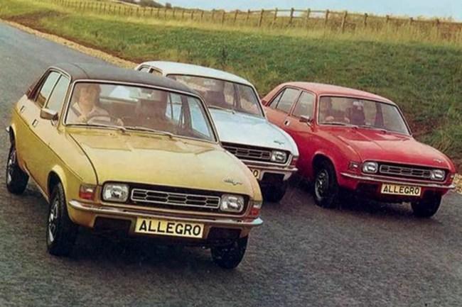 Austin Allegro: The Austin-Morris story 1973