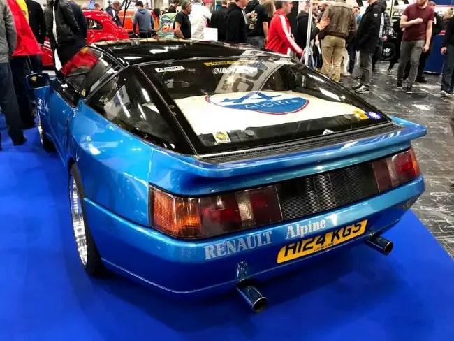 Renault Alpine A610 V6