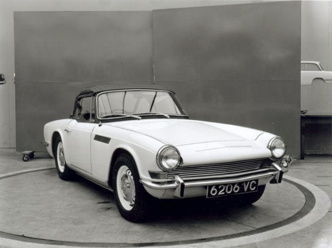 Triumph Zest - The story of Rover and Triumph
