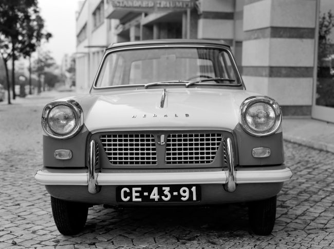 Triumph Herald - The story of Rover and Triumph