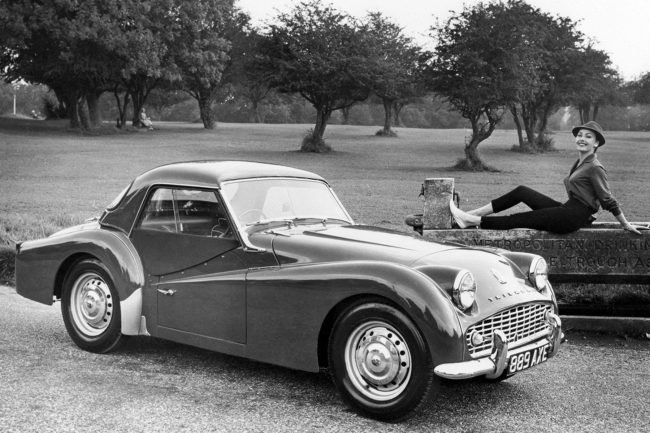 Triumph TR3 - The story of Rover and Triumph