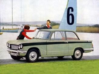 Rover-Triumph story 1962:Triumph Vitesse