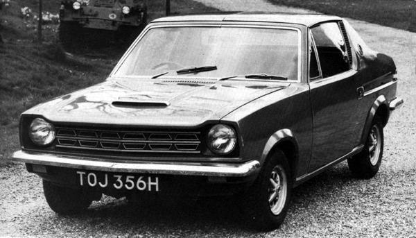 The BMC Board files: Mini Coupe ADO70