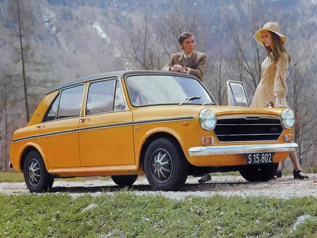 British Leyland International: Austin 1300GT