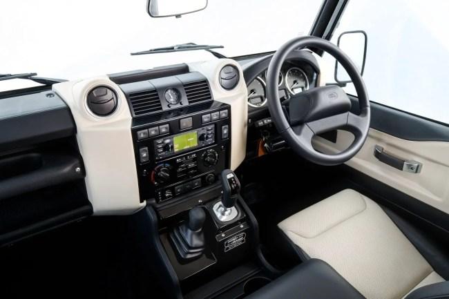 Land Rover Defender Works V8 - 70th Limited