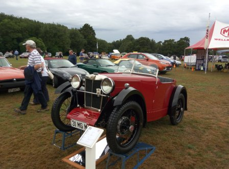 1931 MG M-type