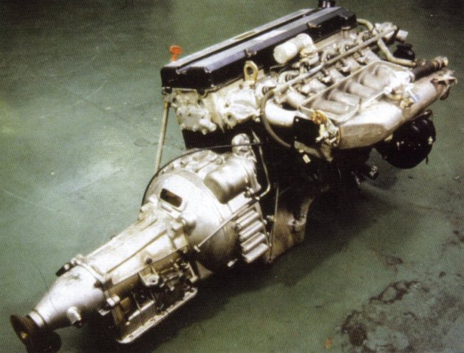 A 24-valve version of the XK engine was on the cards for a while...