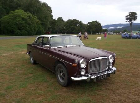 Rover 3½-litre Coupé