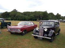 Vauxhall Viscount and J14