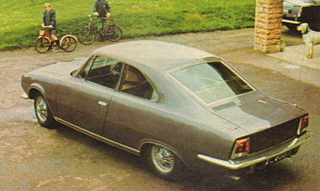 Rover-Triumph story: The Alvis GTS project petered out in 1967, despite obvious potential.