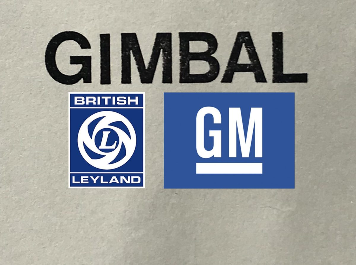 History : Project Gimbal