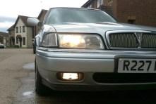 Rover 800 Chris Haining 07